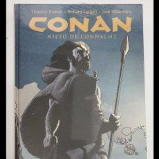 Cómics: CONAN : NIETO DE CONNACHT / TIMOTHY TRUMAN - RICHARD CORBEN / PLNETA. Lote 261847930