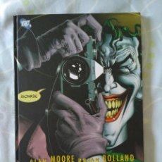 Cómics: BATMAN LA BROMA ASESINA ABSOLUTE PLANETA. Lote 261856580