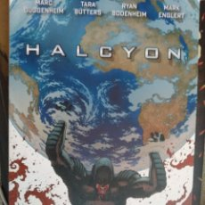 Cómics: HALCYON. PLANETA COMIC. PRIMERA EDICIÓN. GUGGENHEIM. BUTTERS ENGLERT. BODENHEIM. Lote 262125945