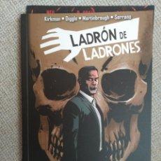 Cómics: LADRÓN DE LADRONES. TOMO 3. PLANETA DEAGOSTINI. 2014. PRIMERA EDICION. CÓMIC.ROBERT KIRKMAN.. Lote 262248810