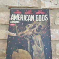 Cómics: AMERICAN GODS. SOMBRAS. 1/9. NEIL GAIMAN. RUSSELL. HAMPTON.. Lote 262250800