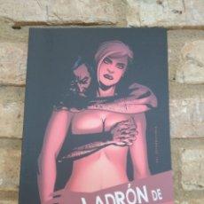 Cómics: LADRÓN DE LADRONES .DIGGLE .TOMO 5.PLANETA COMIC. Lote 262252320