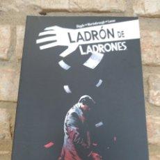 Cómics: LADRÓN DE LADRONES .DIGGLE . PLANETA COMIC. TOMO 6. Lote 262253100
