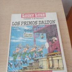 Cómics: J LUCKY LUKE. LOS PRIMOS DALTON (PLANETA). Lote 262272055