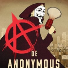 Cómics: A DE ANONYMOUS D. KUSHNER / K. SHADMI PLANETA COMIC. Lote 262300890