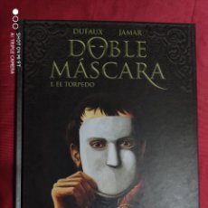 Cómics: DOBLE MASCARA . 1. EL TORPEDO.DUFAUX. PLANETA. Lote 262327745