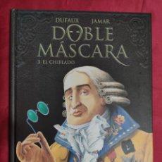 Cómics: DOBLE MASCARA . 3. EL CHIFLADO. DUFAUX. PLANETA. Lote 262327845