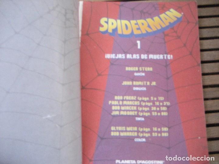 Cómics: comic spiderman 1 . marvel comics planeta agostini 2002 serie roja - Foto 2 - 262344425