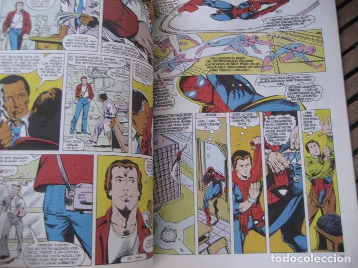Cómics: comic spiderman 1 . marvel comics planeta agostini 2002 serie roja - Foto 4 - 262344425