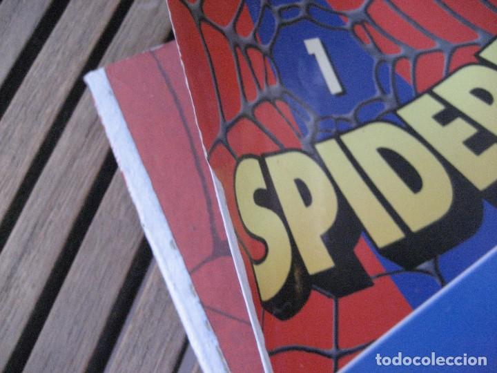 Cómics: comic spiderman 1 . marvel comics planeta agostini 2002 serie roja - Foto 7 - 262344425