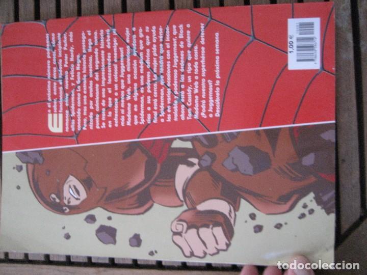 Cómics: comic spiderman 1 . marvel comics planeta agostini 2002 serie roja - Foto 8 - 262344425