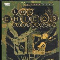 Cómics: THE SANDMAN PRESENTA LOS CHICOS DETECTIVES POR ED BRUBAKER Y BRYAN TALBOT. Lote 262555835