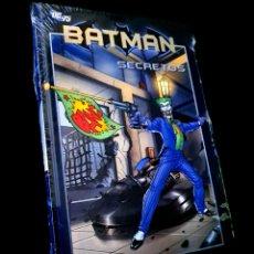 Cómics: DE KIOSCO PRECINTADO BATMAN 21 SECRETOS COMICS PLANETA DC 75 TOMO TAPA DURA. Lote 262699060