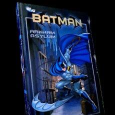 Cómics: DE KIOSCO PRECINTADO BATMAN 20 ARKHAM ASYLUM COMICS PLANETA DC 75 TOMO TAPA DURA. Lote 262699325