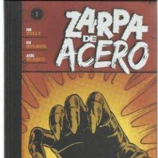 Cómics: ZARPA DE ACERO 1, 2010, PLANETA DEAGOSTINI, MUY BUEN ESTADO. Lote 262699530