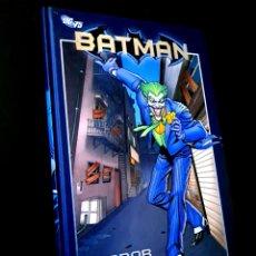 Cómics: DE KIOSCO BATMAN 11 TERROR COMICS PLANETA DC 75 TOMO TAPA DURA. Lote 262699685