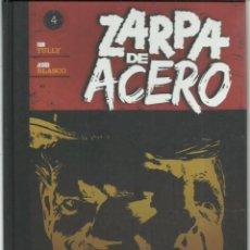 Cómics: ZARPA DE ACERO 4, 2010, PLANETA DEAGOSTINI, MUY BUEN ESTADO. Lote 262699785