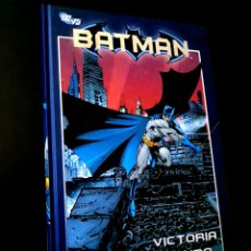 Cómics: DE KIOSCO BATMAN 08 VICTORIA COMICS PLANETA DC 75 TOMO TAPA DURA. Lote 262699975