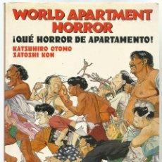 Cómics: QUE HORROR DE APARTAMENTO, 1994, PLANETA DEAGOSTINI, BUEN ESTADO. Lote 262700105