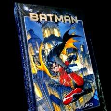 Cómics: DE KIOSCO PRECINTADO BATMAN 69 EL GUANTE NEGRO COMICS PLANETA DC 75 TOMO TAPA DURA. Lote 262700870