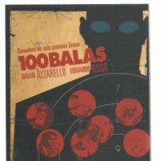 Cómics: 100 BALAS: SUCIO, 2009, PLANETA DEAGOSTINI, MUY BUEN ESTADO. Lote 262701320