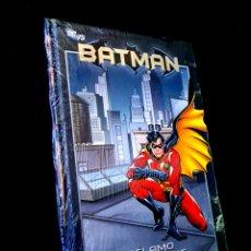 Cómics: DE KIOSCO PRECINTADO BATMAN 67 EL RECLAMO DE LA SANGRE COMICS PLANETA DC 75 TOMO TAPA DURA. Lote 262702390