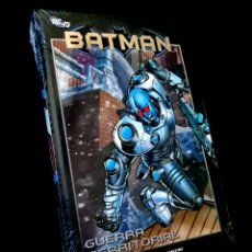Cómics: DE KIOSCO PRECINTADO BATMAN 42 GUERRA TERRITORIAL COMICS PLANETA DC 75 TOMO TAPA DURA. Lote 262709385