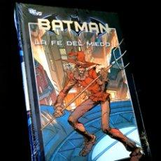 Cómics: DE KIOSCO PRECINTADO BATMAN 41 LA FE DEL MIEDO COMICS PLANETA DC 75 TOMO TAPA DURA. Lote 262711400