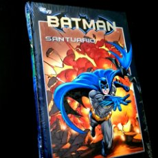 Cómics: DE KIOSCO PRECINTADO BATMAN 54 SANTUARIO COMICS PLANETA DC 75 TOMO TAPA DURA. Lote 262711665