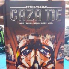 Cómics: CAZA TIE. STAR WARS. NUEVO SIN LEER. TAPAS DURAS. PLANETA COMIC.. Lote 262728735