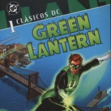 Cómics: GREEN LANTERN CLASICOS DC PLANETA COLECCION COMPLETA: 12 TOMOS. Lote 262957040
