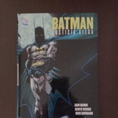 Cómics: BATMAN: JUSTICIA CIEGA (PLANETA) SAM HAMM, DENYS COWAN, DICK GIORDANO. Lote 262967370