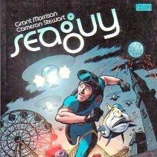 Cómics: SEAGUY, DE GRANT MORRISON Y CAMERON STEWART. Lote 263095315