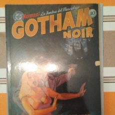 Fumetti: GOTHAM NOIR 10 - BATMAN - PLANETA DC COMIC PEDIDO MINIMO 3€. Lote 264235772
