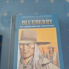 Cómics: Z LA JUVENTUD DE BLUEBERRY 45. EL CARNICERO DE CINCINNATI (PLANETA). Lote 264697154