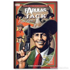 Cómics: JACK DE FABULAS PASAR PÁGINA. Lote 264737629