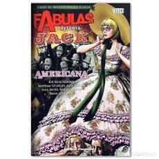 Cómics: JACK DE FABULAS AMERICANA. Lote 264737639