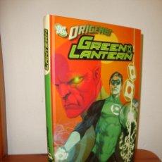 Cómics: ORÍGENES GREEN LANTERN - GEOFF JOHNS, IVAN REIS, OCLAIR ALBERT - PLANETA, COMO NUEVO. Lote 266650158