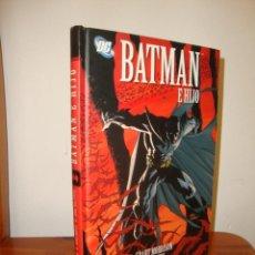 Cómics: BATMAN E HIJO - GRANT MORRISON, ANDY KUBERT, JOHN VAN FLEET - PLANETA, EXCELENTE ESTADO. Lote 266650563