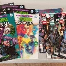 Cómics: LA GUERRA DEL JOKER ¡ COMPLETA ! + BATMAN Nº 51,52,53,54 Y 55 / DC - ECC. Lote 266725438