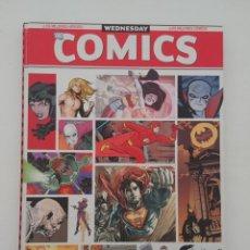 Comics : WEDNESDAY COMICS (PLANETA) FORMATO GIGANTE. Lote 267085364