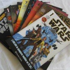 Cómics: 11 COMICS STAR WARS PLANETA, VER NÚMEROS EN FOTOGRAFÍAS ADICIONALES. Lote 267624074