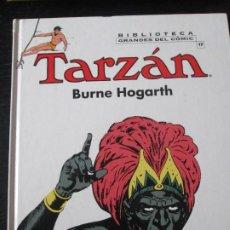 Cómics: TARZAN --BURNE HOGARTH. Lote 267750434