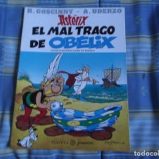 Cómics: ASTERIX PLANETA JUNIOR 1999-EL MALTRATO DE OBELIX. Lote 267779804