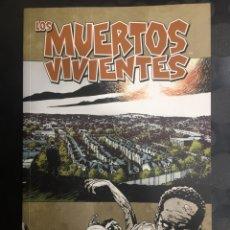 Comics: LOS MUERTOS VIVIENTES N.16 UN MUNDO MÁS GRANDE ( 2005/2020 ).. Lote 267905459
