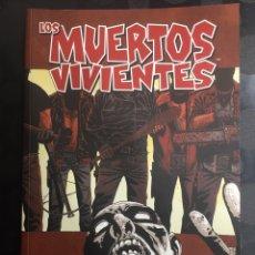 Comics: LOS MUERTOS VIVIENTES N.17 ALGO QUE TEMER ( 2005/2020 ).. Lote 267906519