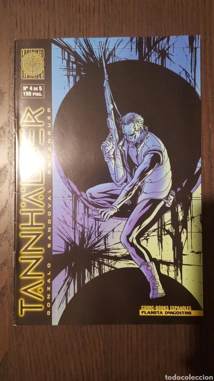 Cómics: Comics - Tannhauser #1, 2, 3, 4 y 5 (completa) - Gonzalo, Sandoval, Baranguer - Laberinto - Planeta - Foto 8 - 268462364