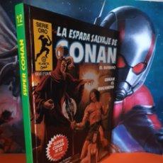 Cómics: MUY BUEN ESTADO SUPER CONAN 12 PRIMERA EDICION PLANETA COMICS. Lote 268613424