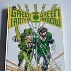 Cómics: GREEN LANTERN GREEN ARROW DE DENNY O'NEILL Y NEAL ADAMS DE PLANETA DEAGOSTINI EDICIÓN ABSOLUTE.. Lote 268969314