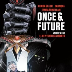 Cómics: ONCE & FUTURE VOL. 01 / KIERON GILLEN DAN MORA ED. PLANETA. Lote 268980939